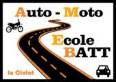 Auto moto Ecole BATT à la Ciotat